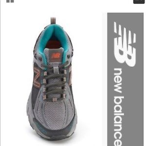 Women's New Balance Trail Running shoes NWOB